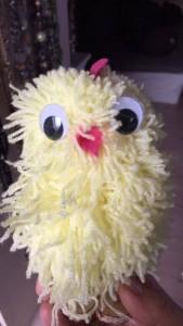 Pon pon kylling
